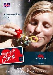 SchwarzwaldCard Guide