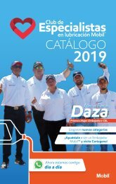 Catálogo CEL 2019