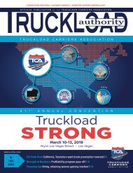 Truckload Authority - March/April