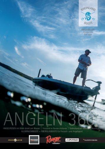 RheinlandBoote katalog Angelboote 2019