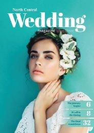 North Central Wedding Magazine - Issue 3