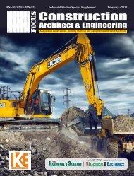 Construction Architect & Engineering  February 2019