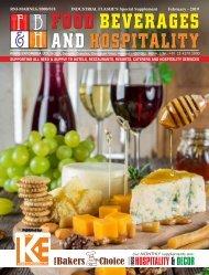 Food Beverages & Hospitality February 2019