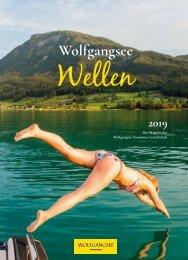 Wolfgangsee Magazin 2019 deutsch