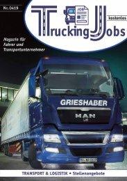 Trucking Jobs 0419