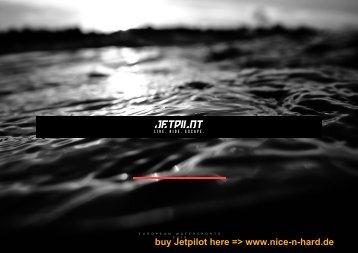 Jetpilot Europe Watersports 2019
