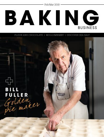 Baking Feb/Mar 2019