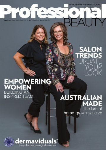 Professional Beauty January/February 2019