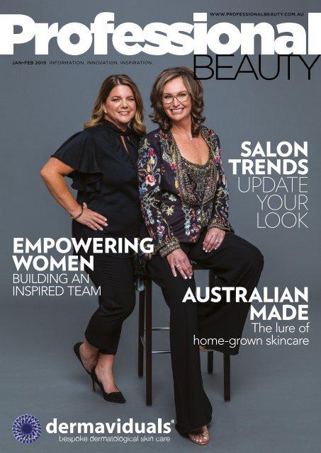 Professional Beauty January/February 2019