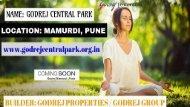 Godrej Central Park Pre Launch Apartments In Pune | godrejcentralpark.org.in