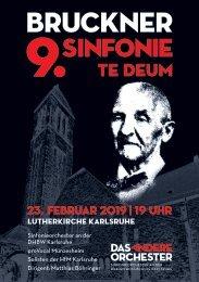 Bruckner, 9.Sinfonie, Te Deum
