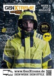 GenXtreme - Werk und Style Magazin 2019 Nr. 1 - WSV