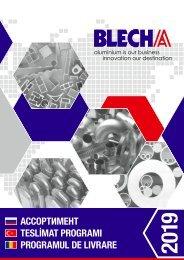 Blecha Katalog 2019 TR-RU-RO