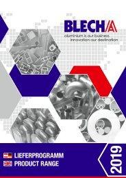 Blecha Katalog 2019 DE-EN