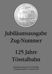 lokal kaufen - IG Tösstallinie