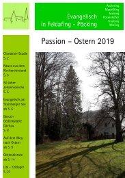 Gembrief KG Feldafing-Poecking_Passion_Ostern_2019