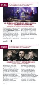 Programm Schlachthof Wiesbaden - März 2019 - Page 6