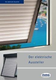 Der elektrische Aussteller.pdf - Fensterbau Kaiser