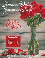 Raintree Village February 2019