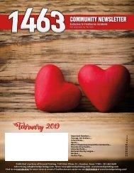 The 1463 February 2019