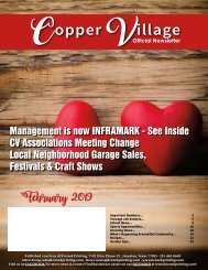 Copper Village February 2019