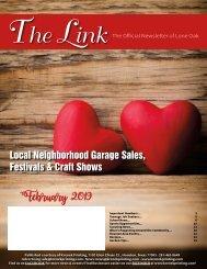 Lone Oak February 2019