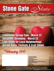 Stone Gate February 2019