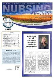 Kansas State Board of Nursing Newsletter - March 2019