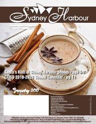 Sydney Harbour January 2019