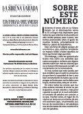 La Sirena Varada: Año III, Número 15 - Page 2