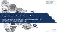 Oxygen Conservation Devices Market