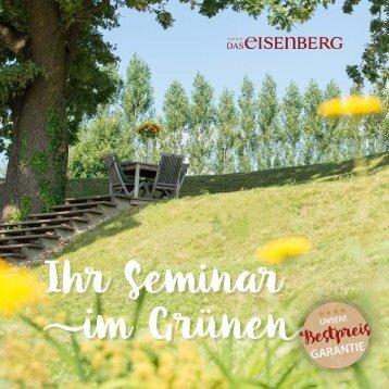 Seminarfolder 2019 Hotel das Eisenberg