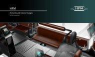 HFM Motionboard based Interior Designs