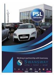 PSL Audi Swansway Booklet Page 1 Web