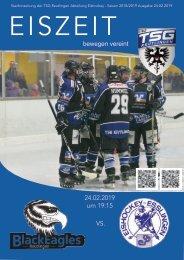 TSG Black Eagles vs. ESG Esslingen 24022019 online