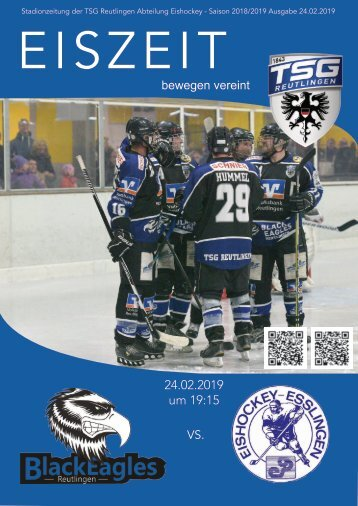 TSG Black Eagles vs. ESG Esslingen 24022019 online