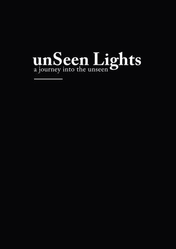 unSeen Lights Reisebuch