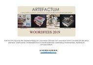 ARTEFACTUM- e-book