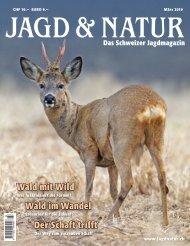 Jagd & Natur Ausgabe März 2019 | Vorschau