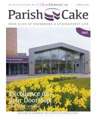 Parish Cake - Spring 2019