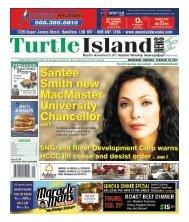 Turtle Island News - 02/20/2019