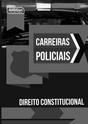 Código carreiras policiais