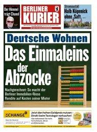 Berliner Kurier 20.02.2019