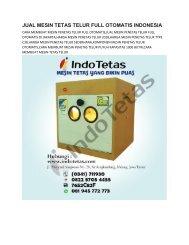 PENETAS TELUR FULL OTOMATIS -0822-5705-4455