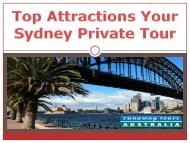 Top Attractions Your Sydney Private Tour-converted (1)