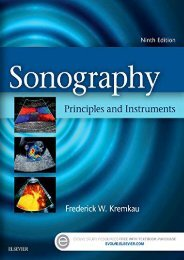 Read online (yumpu 64) Sonography Principles and Instruments, 9e  [NEWS]