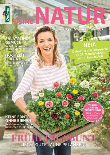 Dehner Magazin 01/19