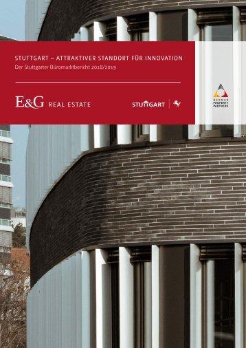 E & G Stuttgarter Büromarktbericht 2018-2019