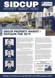 SIDCUP PROPERTY NEWS - MARCH 2019