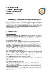 Vorlagen fachberichte shk Fachbericht Vorlage